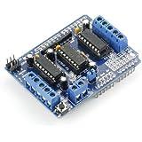 SainSmart L293D Motor Drive Shield Für Arduino UNO Duemilanove Mega R3 AVR ATMEL