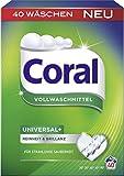 Coral Vollwaschmittel Universal+ Pulver