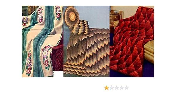 Lieblings-afghanischen Muster für häkeln eBook: Unknown: Amazon.de ...