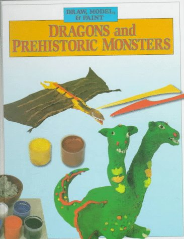 Dragons and Prehistoric Monsters (Draw, model & paint) por Isidro Sanchez