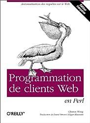 Programmation de clients Web avec Perl