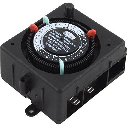 Intermatic PB913N84 Dispositivo 115V 24HR Pool Timer Meccanico Montaggio a pannello