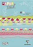 Clairefontaine Papier Touch Kinder 'S Memory Papier Pad, Mehrfarbig, A4, Blatt von 20