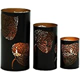 Karigari Home Decor Pillar Tealight Candle Holder Collection Stand Wall Sconce Handicrafts - B074DTX1CQ