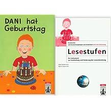 """Lesestufen - Dani hat Geburtstag: Ein Instrument zur Feststellung und Förderung der Leseentwicklung. Mit Bilderbuch """"Dani hat Geburtstag"""", Kommentar und Auswertungsbogen"""