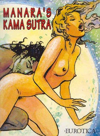 Manara's Kama Sutra por Milo Manara