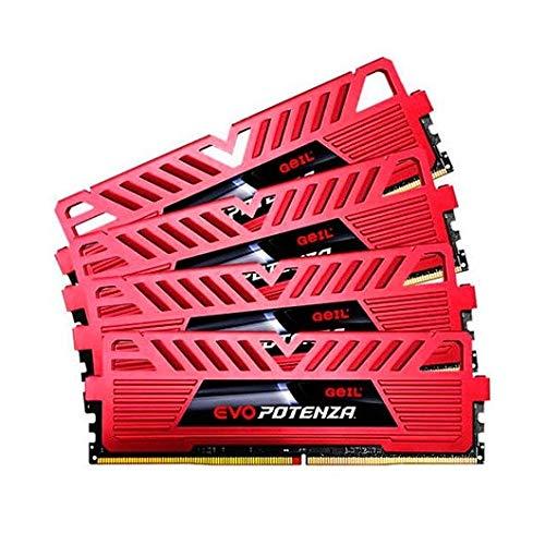 Price comparison product image MODULO MEMORIA RAM DDR4 32GB (8GBX4) PC2133 GEIL EVO POTENZ