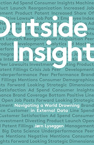 Outside Insight: Navigating a World Drowning in Data (English Edition) por Jorn Lyseggen