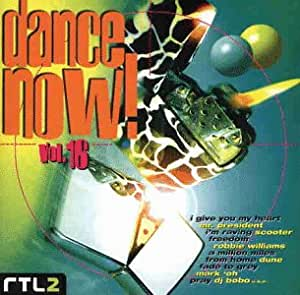 Dance Now! Vol.16