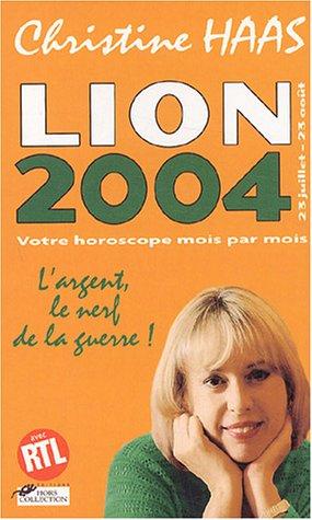 Lion 2004 par Christine Haas