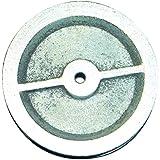 HSI Seilrollen Gußeisen 50 mm, 10 Stück, 347050.0