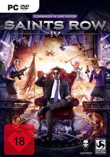 Saints Row IV - Commander in Chief Pack (PC) (Saints Row Iv Für Pc)