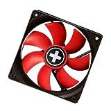 Xilence Ventilateur boîtier 120mm PWM Noir / Rouge