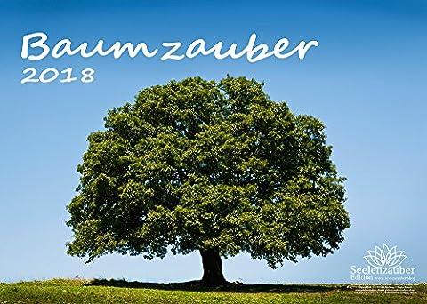 Premium Kalender 2018 · DIN A3 · Baumzauber · Baum · Bäume · Wald · Edition Seelenzauber