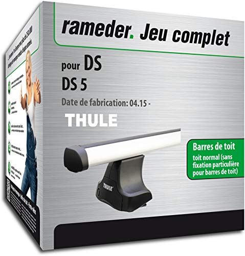 Rameder Pack Barres de Toit ProBar pour DS DS 5 (115586-14959-2-FR)