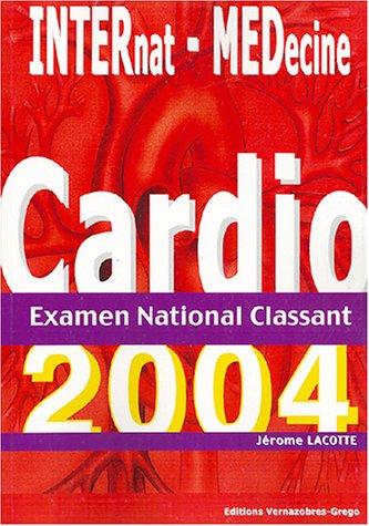 Cardiologie pour l'examen national classant