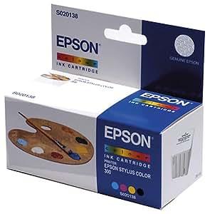 Epson S020138 Tintenpatrone mehrfarbig