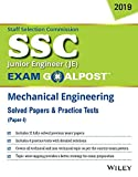 Unique features of the book exam day strategy about the SSC JE Mechanical Engineering Examination recruitment process structure and content syllabus of examination Eligibility of examination level of examination Solved Papers 1. Ssc JE Mechanical 201...