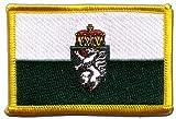 Flaggen Aufnäher Österreich Steiermark Fahne Patch +