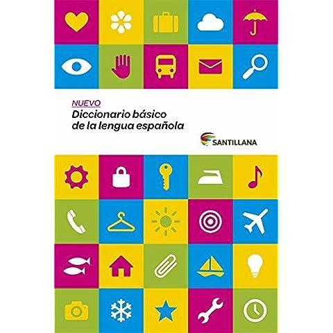NUEVO DICCIONARIO BÁSICO DE LA LENGUA ESPAÑOLA SANTILLANA (Dictionaries)
