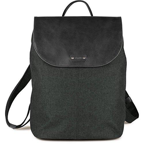 Zwei Damen Tasche O12 Olli, Größe:, Farbe:noir