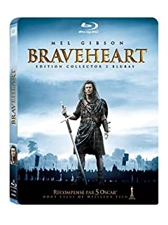 Braveheart [Édition Collector] (B002LGX36Y) | Amazon price tracker / tracking, Amazon price history charts, Amazon price watches, Amazon price drop alerts