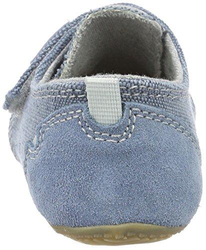 Living Kitzbühel Klettmodell Jeans, chaussons d'intérieur mixte enfant Bleu indigo