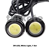 #8: Tufkote LLED-EE3W TufLed LED Eagle Eye Day Time Running Pilot Lamp (3W)
