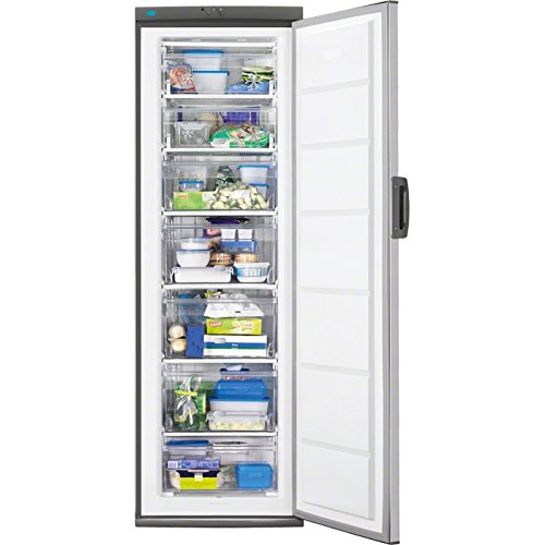 Zanussi ZFU27400XA - Congelador Vertical