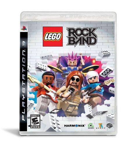 Lego Rock Band PS3 [Import UK]