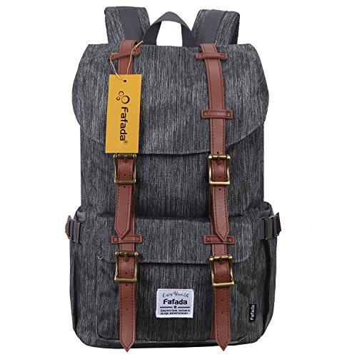 Imagen de fafada unisex  nylon causal hombres la sara  saco de viaje la bolsa de ordenador 18l c gris verde