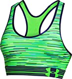 Under Armour Bra and Top Mid Printed Bra Top