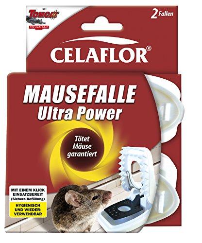 "Celaflor Mausefalle \""Ultra Power\"", 2 Stück"