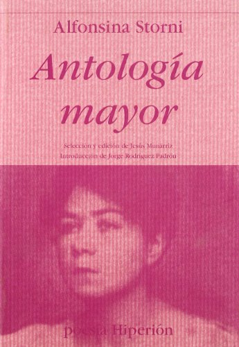 Antología mayor (Poesía Hiperión)