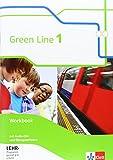 Green Line / Workbook mit 3 Audio-CDs und Übungssoftware 5. Klasse