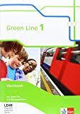 Green Line 1: Workbook mit Audio-CDs und Übungssoftware Klasse 5 (Green Line. Bundesausgabe ab 2014)