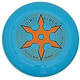 Dirty Disc Estrella Ninja en Lanzamiento de Disco del Disco Volador...