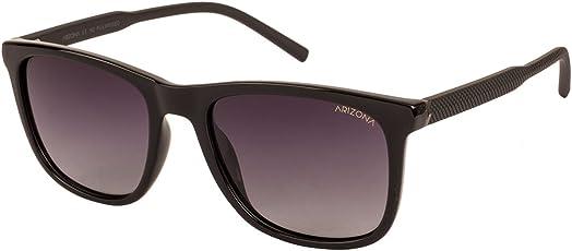 Arizona Grey Wayfarer Polarized Sunglasses  AR-3111P-C1 