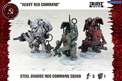Dust Dt057 Dt - Steel Guards Nco Command Squad