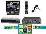 ML1200 Medialink Medi@link IPTV Sat Receiver Full HD mit Kartenleser / Cardreader Stalker Xtream VLC