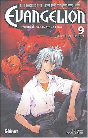 Evangelion - Neon genesis Vol.9 par SADAMOTO Yoshiyuki