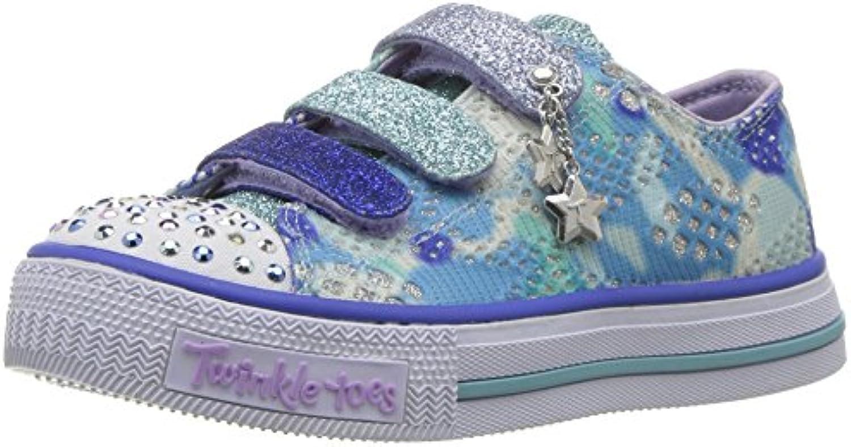 Skechers Kids Kids' Shuffles Lookin Lovely Sneaker