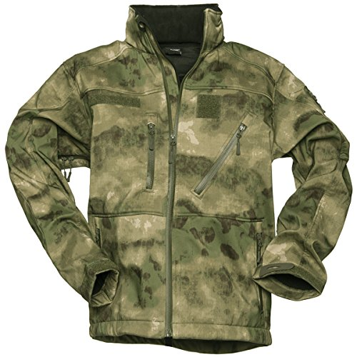Used, Softshell Jacke SCU 14Mil A-TACS FG - Mil-Tacs FG, for sale  Delivered anywhere in UK