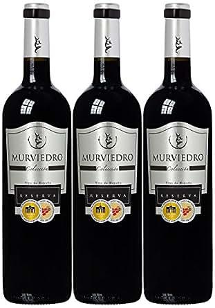 Murviedro Valencia DOP Reserva trocken rot (3 x 0.75 l)