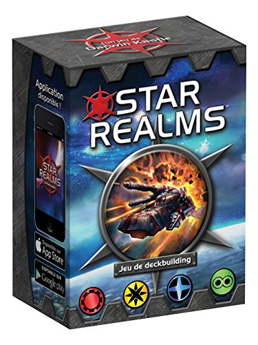 IELLO - 51258 - Star Realms (Version Française)