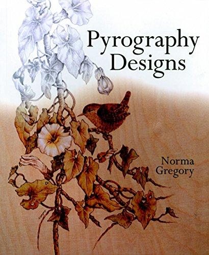 Pyrography Designs por Norma Gregory
