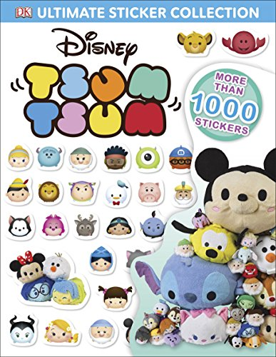 Disney Tsum Tsums Ultimate Sticker Collection (Dk Ultimate Sticker Collection)