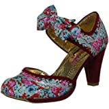 Irregular Choice Women's Giggles&Chips Mary Janes