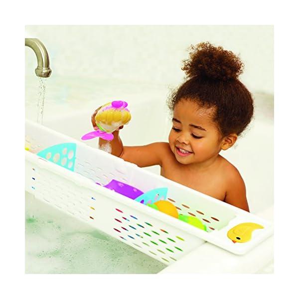Munchkin Quack Bath Toy Caddy 3