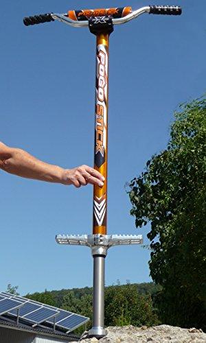 *MAXI PROFI Pogo Stick Hüpfstab 60-110 KG in TOP QUALITÄT*